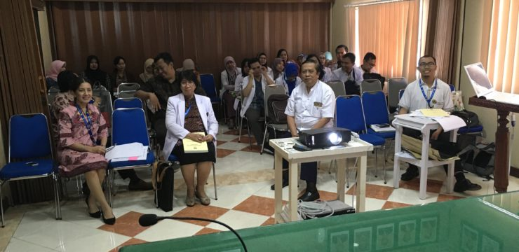 Persiapan Akreditasi LamPTKes Prodi Paru Unair 2017