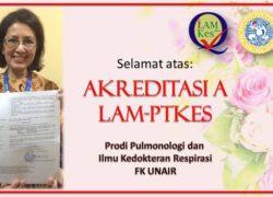 Akreditasi A LAM-PTKes